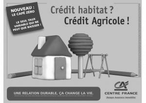 Crédit Agricole CF
