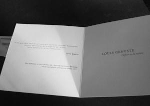 Louis Geneste